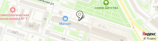 ЗдравСити на карте Сургута