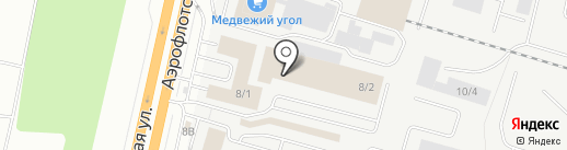 Магазин авточехлов на карте Сургута