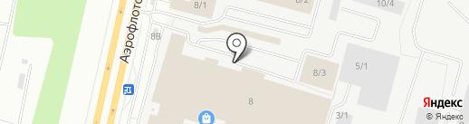 Магазин штор на карте Сургута