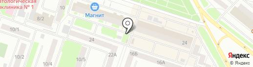 Мастерская по ремонту кожгалантереи на карте Сургута