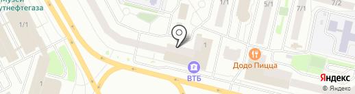 Viva la sposa на карте Сургута