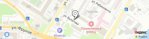 Magic Garden на карте Омска