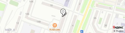 СургутВентСервис на карте Сургута