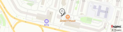 Банк Хоум Кредит на карте Сургута