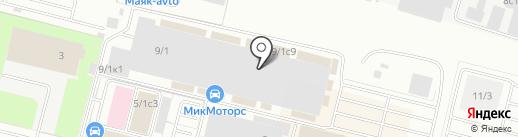 DIS на карте Сургута
