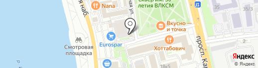 РЕПАИР на карте Омска