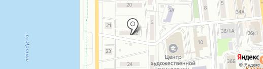 Раскупай на карте Омска