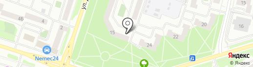 Центр здоровья на карте Сургута