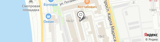 Kamala на карте Омска