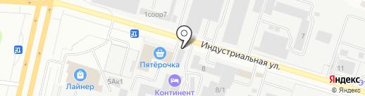 Азер кебаб на карте Сургута