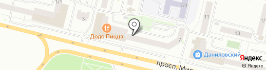 Bigudi на карте Сургута