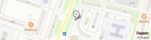 Дом маникюра на карте Сургута