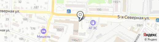 Renault-клуб на карте Омска