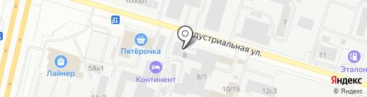 TRADEBOX на карте Сургута