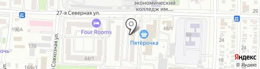 Развитие спортивных, боевых искусств на карте Омска
