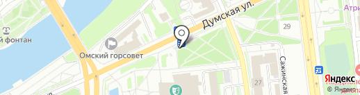 i-moby на карте Омска