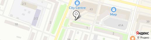 City-Style на карте Сургута