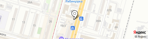 Образование Информ на карте Омска