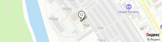 proCTOservice на карте Сургута