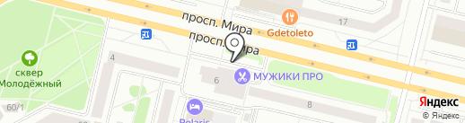 Банкомат, Кредит Европа банк на карте Сургута