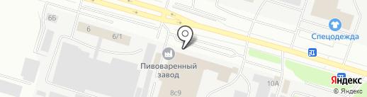 ВсеИнструменты.ру на карте Сургута