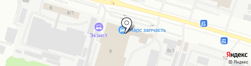 СПЕЦРТИДЕТАЛЬ на карте Сургута