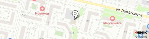 Студия Ольги Каленской на карте Сургута