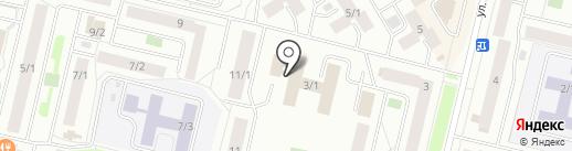 ВКУСНЯШКА на карте Сургута