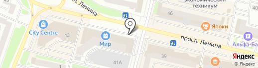 AMAKids на карте Сургута