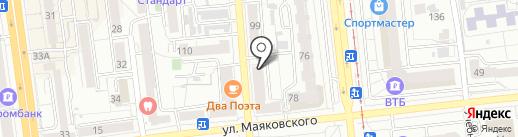 Korovushkin на карте Омска