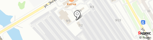 Автогласс bitstop на карте Сургута