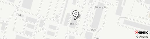 Служба доставки на карте Сургута