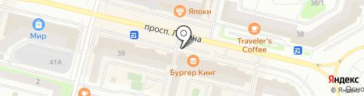 Мастерская по ремонту ювелирных изделий на карте Сургута