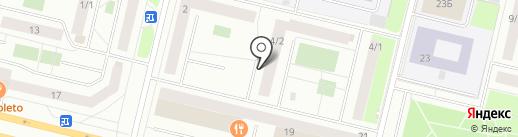 Канмастер на карте Сургута