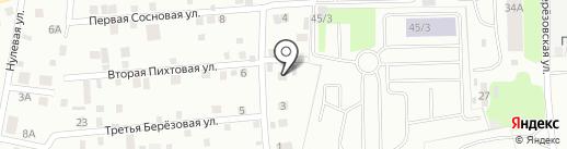 Компания по реставрации подушек на карте Сургута