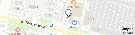 СБК Групп на карте Сургута