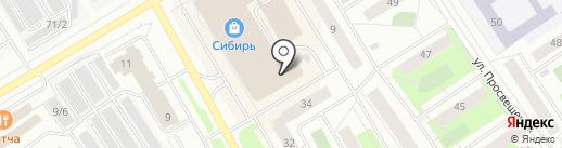 MatrЁshka на карте Сургута