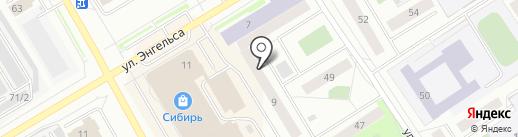 Best Cakes на карте Сургута