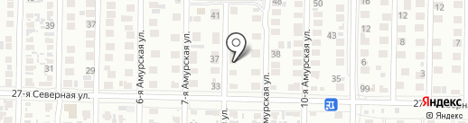 ЭНЕРГОСБЕР на карте Омска