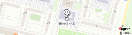 Клуб реального айкидо г. Сургута на карте Сургута