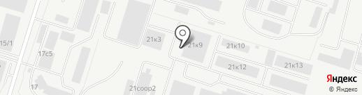 Эффективные технологии на карте Сургута