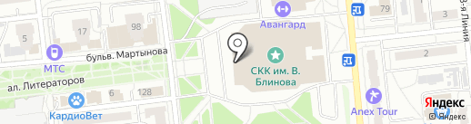 Уютный Уголок на карте Омска