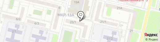 ЭКО-КОМФОРТ на карте Сургута
