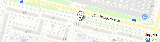 G-Interior на карте Сургута