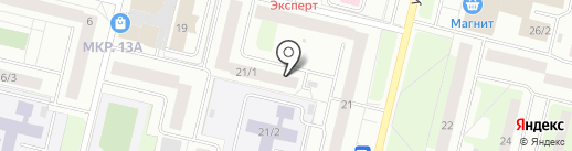 Mary Kay на карте Сургута