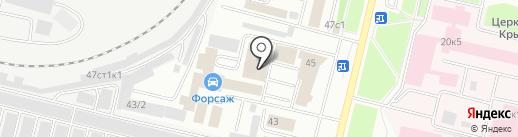 Банкомат, Банк ФК Открытие, ПАО на карте Сургута