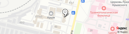 Сургутский отдел Управления Федеральной службы государственной регистрации, кадастра и картографии по Ханты-Мансийскому автономному округу-Югре на карте Сургута