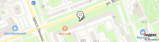 Fresh house на карте Сургута