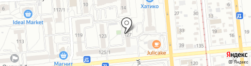 Анонс55 на карте Омска
