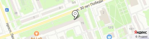 Окна-Veka на карте Сургута